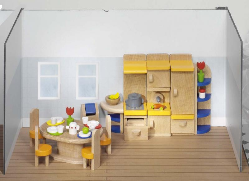 Мебель для детского домика своими руками 46